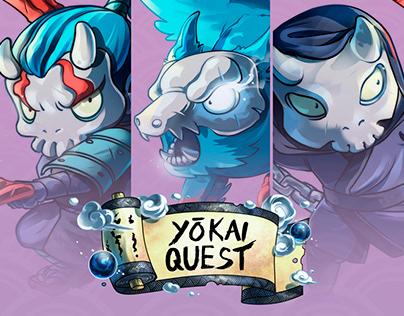 Yokai Quest · Red Claw Clan