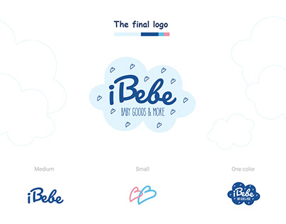 Logo Redesign for Baby Store