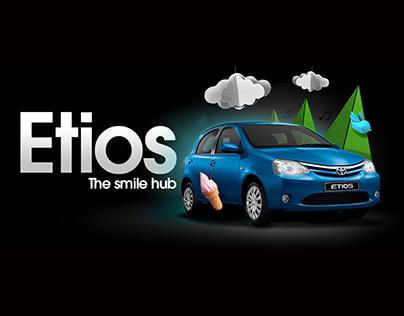 Toyota Etios - Here to Make You Smile