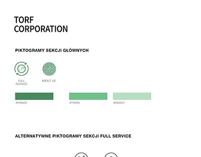 Torf Corporation Corporate Website