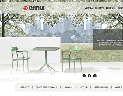 EMU - Website • EMU restyling?