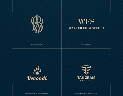 Luxury Barnding Design - Logofolio 2021
