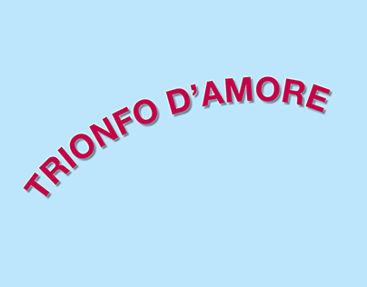 Trionfo d'amore