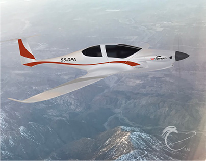 Concept Graphics for the Panthera Aircraft