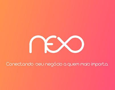 Logo e Identidade Visual - App Nexo