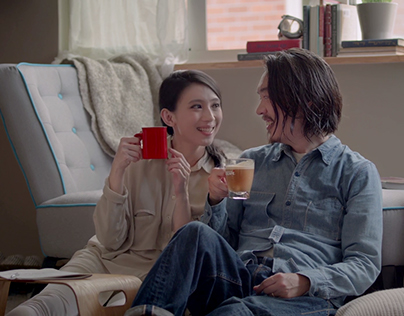 NESCAFÉ Blend & Brew Coffee Revolution - Penny Tai