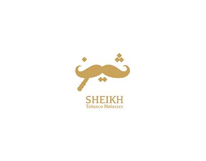 SHEIKH Tobacco Molasses Logo & Packaging