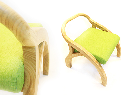 Lamda Chair
