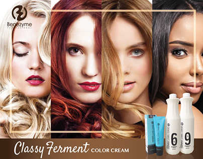 Hair Product Ads Design