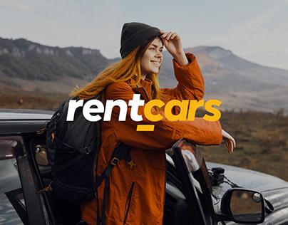 Rentcars Rebranding