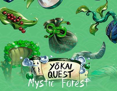 Yokai Quest - Mystic Forest · Items
