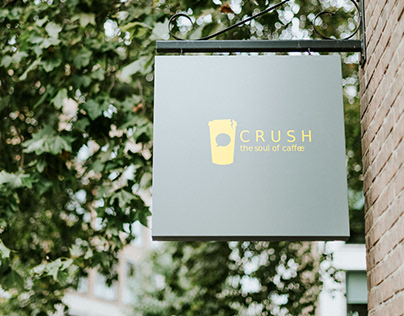 Crush caffee