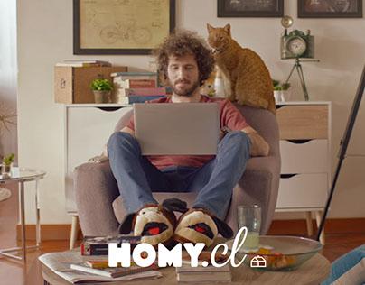 Homy · Buscadores