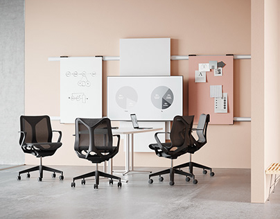 Herman Miller Cosm Renderings