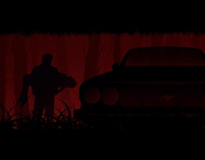 A Murder - Illustration