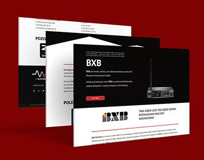 NAGŁOŚNIENIE100V - Online Store Design