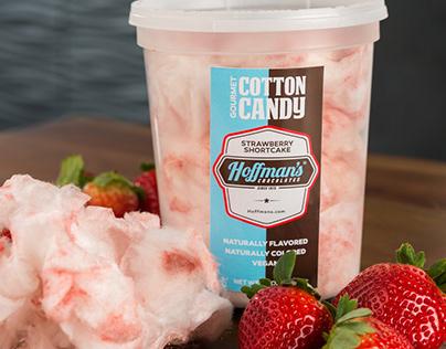 Cotton Candy Label