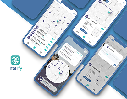 interfy - UX/UI Design