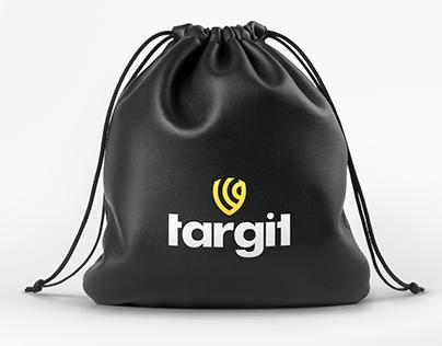 Targit logo design