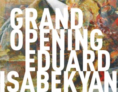 """Eduard Isabekyan Museum Yerevan"""