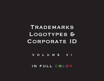 Trademarks, Logotypes & Corporate ID Vol.VI - Colors