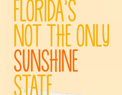 Florida's Not the Only Sunshine State