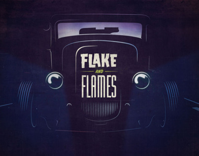 Flake & Flames - Film Titles