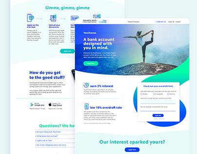 YouChoose - Branding and Website