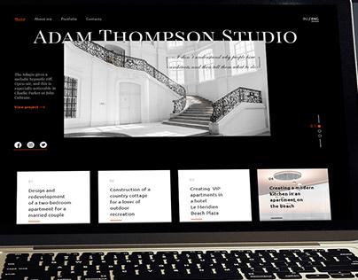WEB architectural design Studio