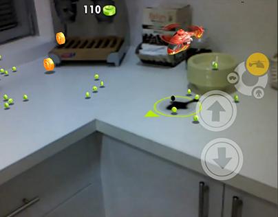 ToyZ: Augmented Open World Game