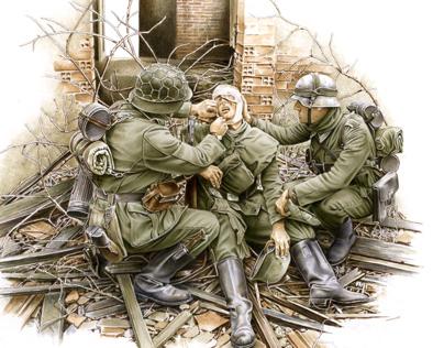 Second World War...
