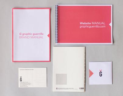 G - Graphic Guerrilla | Brand Identity