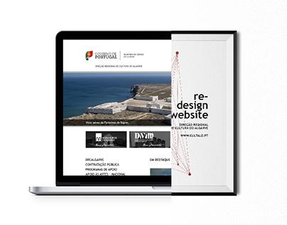 DRCAlgarve - Website