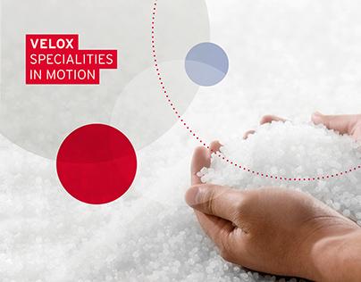 Velox – Corporate Design