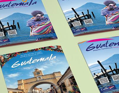 Guatemala Touristic Maps