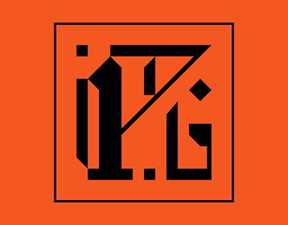 Kit Ponomarenko // Logo