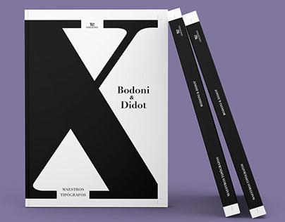 "TP Libro: Maestros Tipográficos ""Bodoni &Didot"""