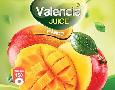 valencia juice
