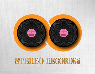 Vinyl logo idea for a Studio