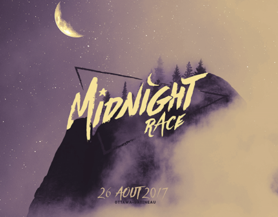 MidnightRace | Branding