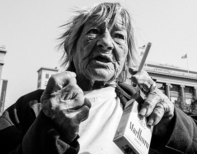 24 Hours of Street Photography in San Francisco