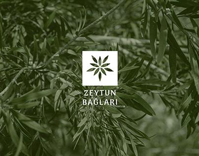 """""""Zeytun Bağları"""" Olive Oil Branding"""