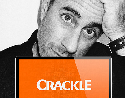 Sony Crackle redesign