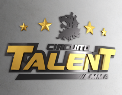 Logo Circuito Talent MMA