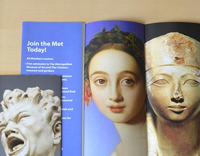 Met Membership Brochure