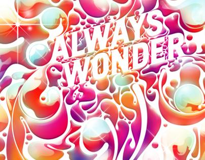 Always Wonder - A Magician's Brain