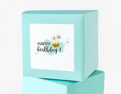 Happy Birthday Mint Box