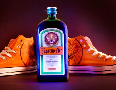Jagermeister SA Shoe Design
