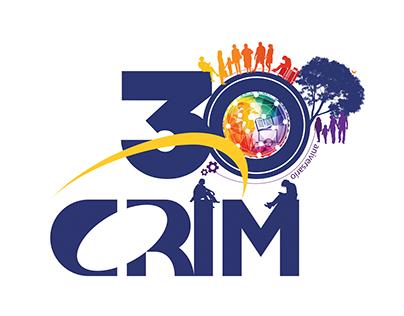 Logo / CRIM 30 aniversario.