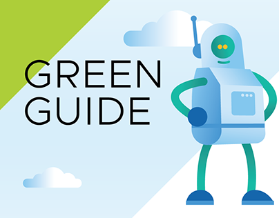 Green Guide - animated infographic